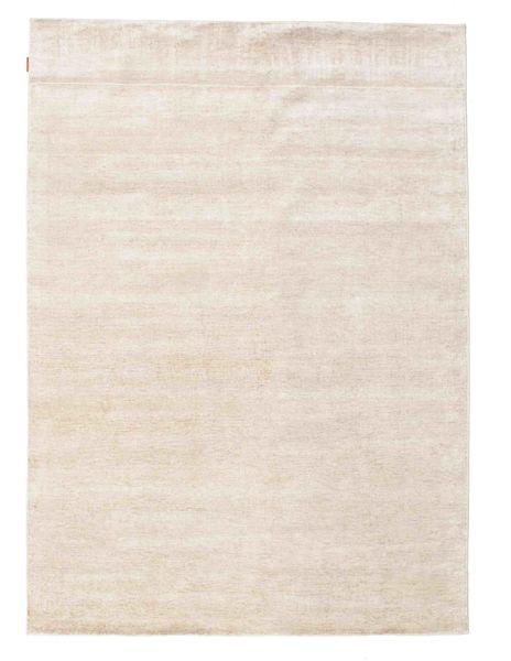 Himalaya Koberec 186X260 Moderní Ručně Tkaný Bílý/Krém/Béžová ( Indie)