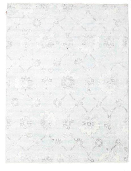 Himalaya Koberec 236X304 Moderní Ručně Tkaný Bílý/Krém ( Indie)