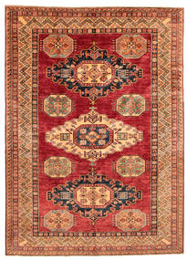 Kazak Koberec 168X240 Orientální Ručně Tkaný (Vlna, Pákistán)