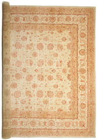 Ziegler Koberec 575X842 Orientální Ručně Tkaný Žlutý/Béžová Velký (Vlna, Pákistán)