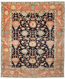 Heriz Koberec 400X480 Orientální Ručně Tkaný Velký (Vlna, Persie/Írán)