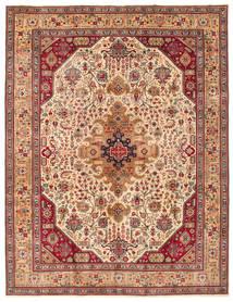 Tabriz Patina Koberec 260X344 Orientální Ručně Tkaný Velký (Vlna, Persie/Írán)