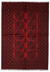 Afghán Koberec 163X236 Orientální Ručně Tkaný (Vlna, Afghánistán)
