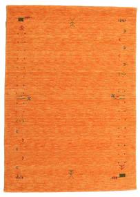 Gabbeh Loom Frame - Oranžová Koberec 140X200 Moderní Oranžová (Vlna, Indie)