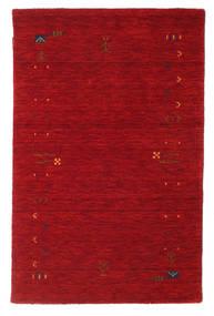 Gabbeh Loom Frame - Rudý Koberec 100X160 Moderní Červená/Tmavě Červená (Vlna, Indie)