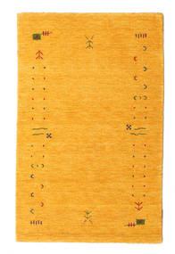 Gabbeh Loom Frame - Yellow Koberec 100X160 Moderní Žlutý/Oranžová (Vlna, Indie)