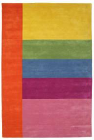 Colors By Meja Handtufted Koberec 200X300 Moderní Růžová/Žlutý (Vlna, Indie)