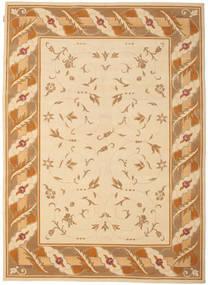 Himalaya Koberec 205X281 Moderní Ručně Tkaný Béžová/Světle Hnědá ( Indie)
