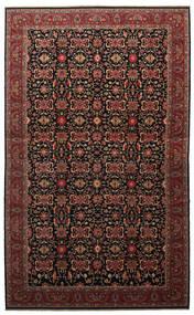 Malayer Koberec 505X817 Orientální Ručně Tkaný Tmavě Hnědá/Tmavě Červená Velký (Vlna, Persie/Írán)