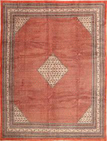Sarough Mir Koberec 292X390 Orientální Ručně Tkaný Tmavě Červená/Červenožlutá Velký (Vlna, Persie/Írán)