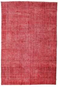 Colored Vintage Koberec 215X325 Moderní Ručně Tkaný Červenožlutá/Červená (Vlna, Turecko)