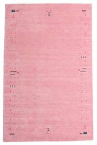 Gabbeh Loom Frame - Růžová Koberec 190X290 Moderní Světle Růžová/Růžová (Vlna, Indie)