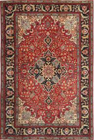 Tabriz Patina Koberec 205X305 Orientální Ručně Tkaný Tmavě Červená/Tmavě Hnědá (Vlna, Persie/Írán)