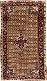 Koliai Patina Koberec 100X183 Orientální Ručně Tkaný Tmavě Hnědá/Světle Hnědá (Vlna, Persie/Írán)