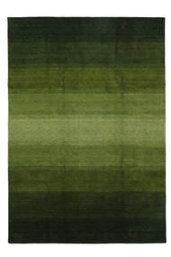 Gabbeh Rainbow - Zelená Koberec 240X340 Moderní Tmavě Zelený/Olivově Zelený (Vlna, Indie)