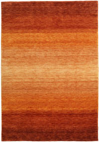 Gabbeh Rainbow - Červenožlutá Koberec 160X230 Moderní Oranžová/Červenožlutá (Vlna, Indie)