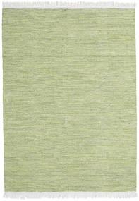 Diamond Vlna - Zelená Koberec 140X200 Moderní Ruční Tkaní Světle Zelená (Vlna, Indie)