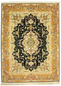 Tabriz 70Raj Silke Varp Koberec 152X205 Orientální Ručně Tkaný (Vlna/Hedvábí, Persie/Írán)