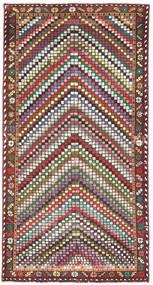 Bakhtiar Patina Koberec 100X198 Orientální Ručně Tkaný Béžová/Tmavě Hnědá (Vlna, Persie/Írán)