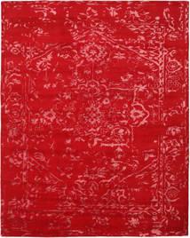 Orient Express - Rudý Koberec 240X300 Moderní Ručně Tkaný Červená/Červenožlutá (Vlna/Hedvábí Bambus, Indie)