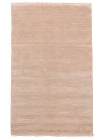 Handloom Fringes - Soft Rose Koberec 160X230 Moderní Světle Růžová/Béžová (Vlna, Indie)