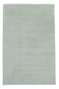 Handloom Fringes - Ice Blue Koberec 200X300 Moderní Světle Modrý (Vlna, Indie)