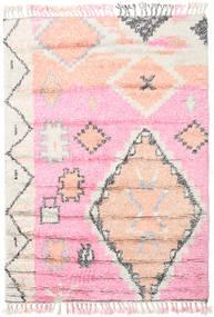 Odda - Růžová Koberec 160X230 Moderní Ručně Tkaný Světle Růžová/Bílý/Krém (Vlna, Indie)