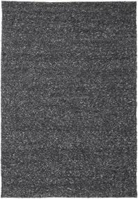 Bubbles - Melange Černá Koberec 250X350 Moderní Tmavošedý Velký (Vlna, Indie)