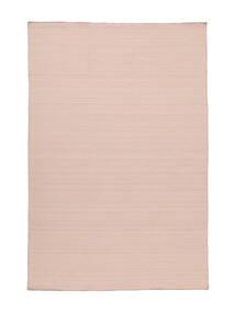 Kelim Loom - Misty Pink Koberec 200X300 Moderní Ruční Tkaní Světle Růžová/Světle Fialový (Vlna, Indie)
