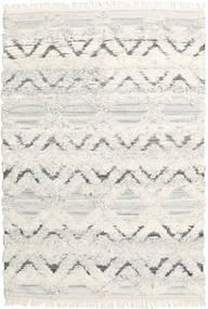 Lydia Koberec 160X230 Moderní Ruční Tkaní Tmavá Béžová/Béžová (Vlna, Indie)
