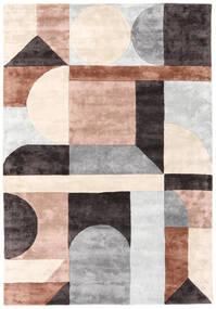 Dovetail - 2018 Koberec 160X230 Moderní Béžová/Černá ( Indie)