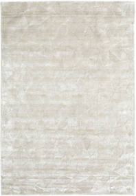 Crystal - Stříbrno Bílá Koberec 160X230 Moderní Tmavá Béžová/Světle Šedá ( Indie)