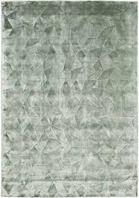 Crystal - Frosty Green Koberec 160X230 Moderní Světle Zelená/Tyrkysově Modré ( Indie)