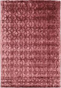 Diamond - Burgundy Koberec 160X230 Moderní Tmavě Červená/Červenožlutá ( Indie)