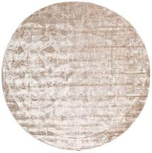 Crystal - Soft_Beige Koberec Ø 250 Moderní Oválný Bílý/Krém/Světle Šedá Velký ( Indie)