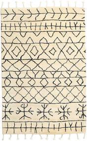 Moss Berber - Natural Koberec 180X275 Moderní Ručně Tkaný Béžová (Vlna, Indie)