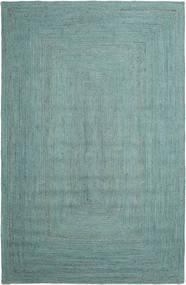Venkovní Koberec Frida Color - Turquoise Koberec 200X300 Moderní Ruční Tkaní Tyrkysově Modré/Tyrkysově Modré/Pastelově Zelená (Jutové Koberečky Indie)