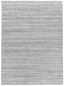 Venkovní Koberec Petra - Light_Mix Koberec 160X230 Moderní Ruční Tkaní Světle Šedá/Bílý/Krém ( Indie)