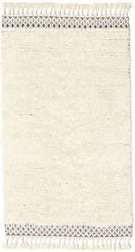 Dixon Koberec 100X180 Moderní Ruční Tkaní Béžová/Bílý/Krém (Vlna, Indie)