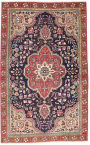 Tabriz Patina Koberec 90X140 Orientální Ručně Tkaný Tmavošedý/Červenožlutá (Vlna, Persie/Írán)