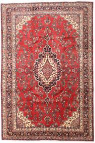 Hamedan Shahrbaf Koberec 212X321 Orientální Ručně Tkaný Tmavě Červená/Červenožlutá (Vlna, Persie/Írán)