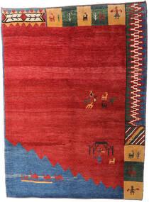 Gabbeh Rustic Koberec 229X310 Moderní Ručně Tkaný Červenožlutá/Modrá (Vlna, Persie/Írán)