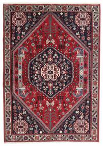 Gabbeh Kashkooli Koberec 100X142 Moderní Ručně Tkaný Tmavě Modrý/Červená (Vlna, Persie/Írán)
