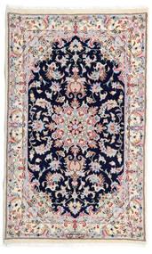 Kashmar Koberec 77X130 Orientální Ručně Tkaný Bílý/Krém/Světle Šedá (Vlna, Persie/Írán)