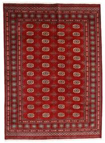 Pákistán Bokhara 3Ply Koberec 174X240 Orientální Ručně Tkaný Tmavě Červená/Červenožlutá (Vlna, Pákistán)