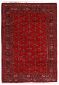 Pákistán Bokhara 3Ply Koberec 169X240 Orientální Ručně Tkaný Červenožlutá/Tmavě Červená (Vlna, Pákistán)