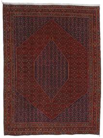 Bidjar Koberec 304X404 Orientální Ručně Tkaný Tmavě Červená/Tmavě Hnědá Velký (Vlna, Persie/Írán)