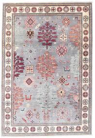 Kazak Koberec 120X176 Orientální Ručně Tkaný Světle Fialový/Světle Růžová (Vlna, Afghánistán)