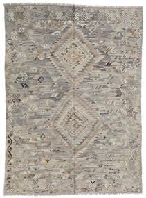 Kelim Ariana Koberec 175X240 Moderní Ruční Tkaní Tmavošedý (Vlna, Afghánistán)