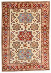 Kazak Koberec 201X288 Orientální Ručně Tkaný Červenožlutá/Žlutý (Vlna, Afghánistán)
